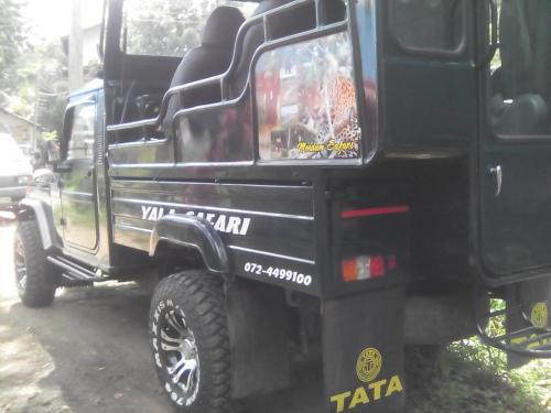 Yala Meedum safari