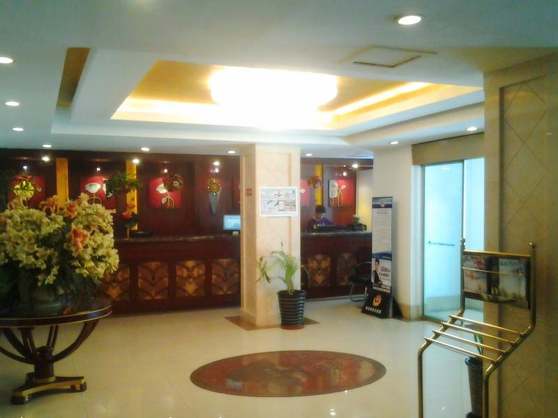 Greentree Inn Heilongjiang Harbin Zhongyang Street Business Hotel