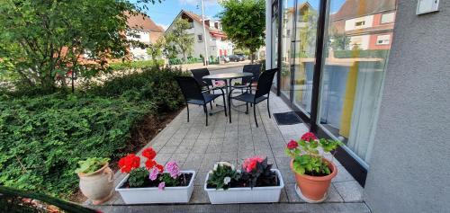 gemütliche 3 zi Wohnung mit Terrasse WHG3