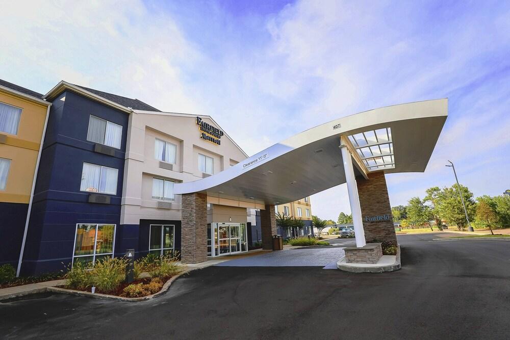 Fairfield Inn by Marriott Jackson Airport Pearl