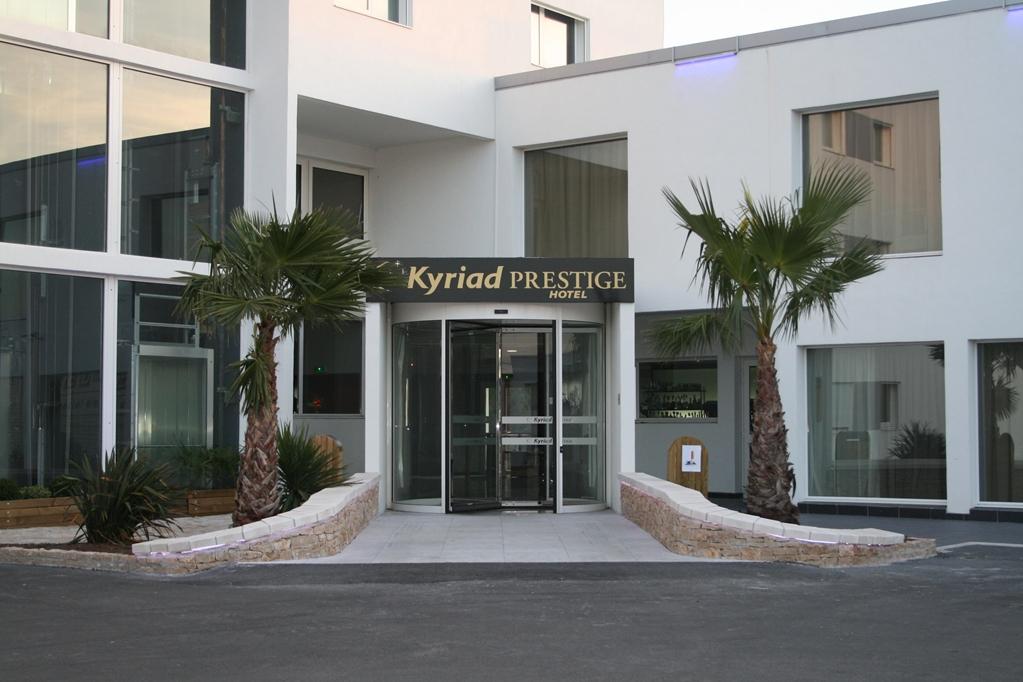 Kyriad Prestige Montpellier Ouest Croix D'argent
