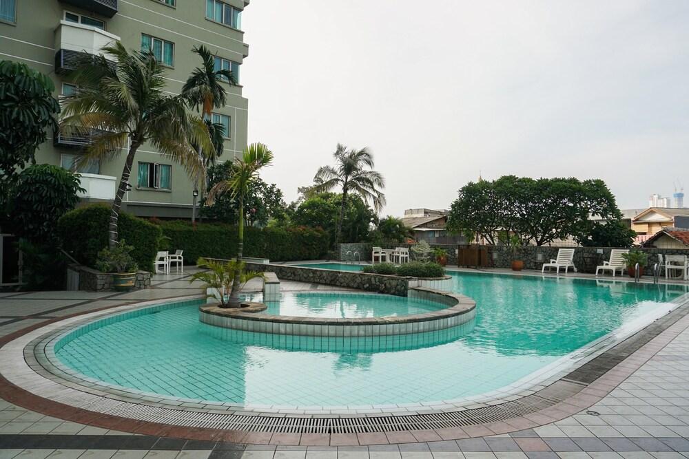 1BR with City View @ Semanggi Apartment