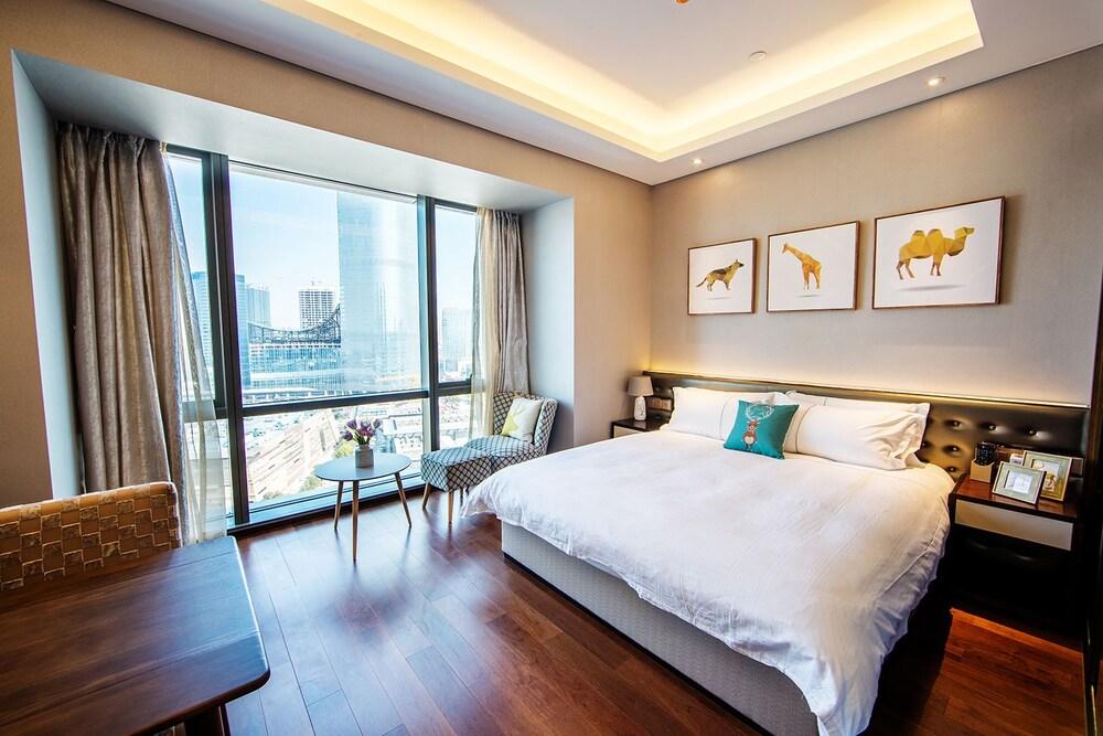 Yousu Hotel&Apt Jinji Lake Suzhou