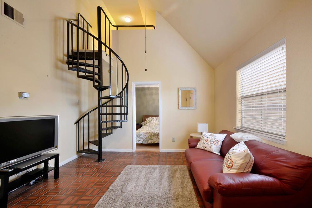 Hip Downtown Condo with Loft by RedAwning