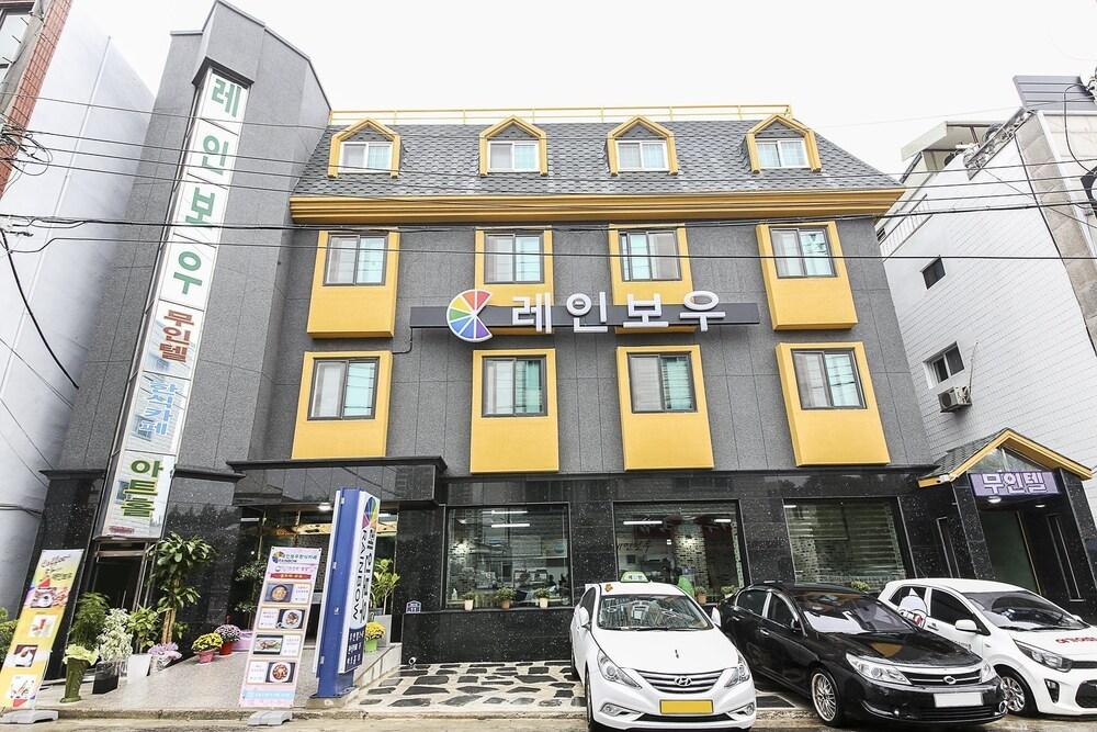 Gallery image of Yeosu Rainbow Motel