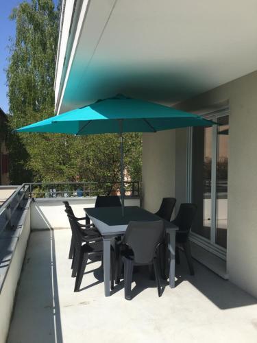 Joli 3P avec terrasse et Garage proche Centre