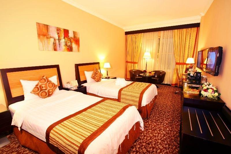 Dorus Hotel Dubai United Arab Emirates Hotelbama