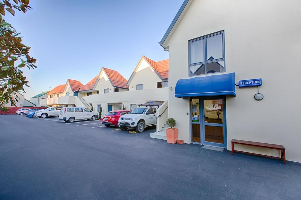 Bella Vista Motel and Apartments Christchurch