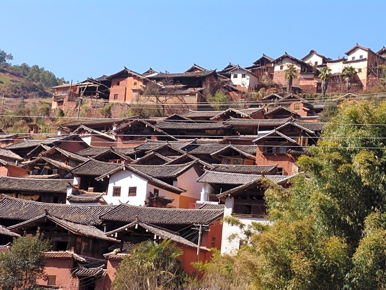 Gallery image of Lijiang Jiuwei Life Courtyard Inn