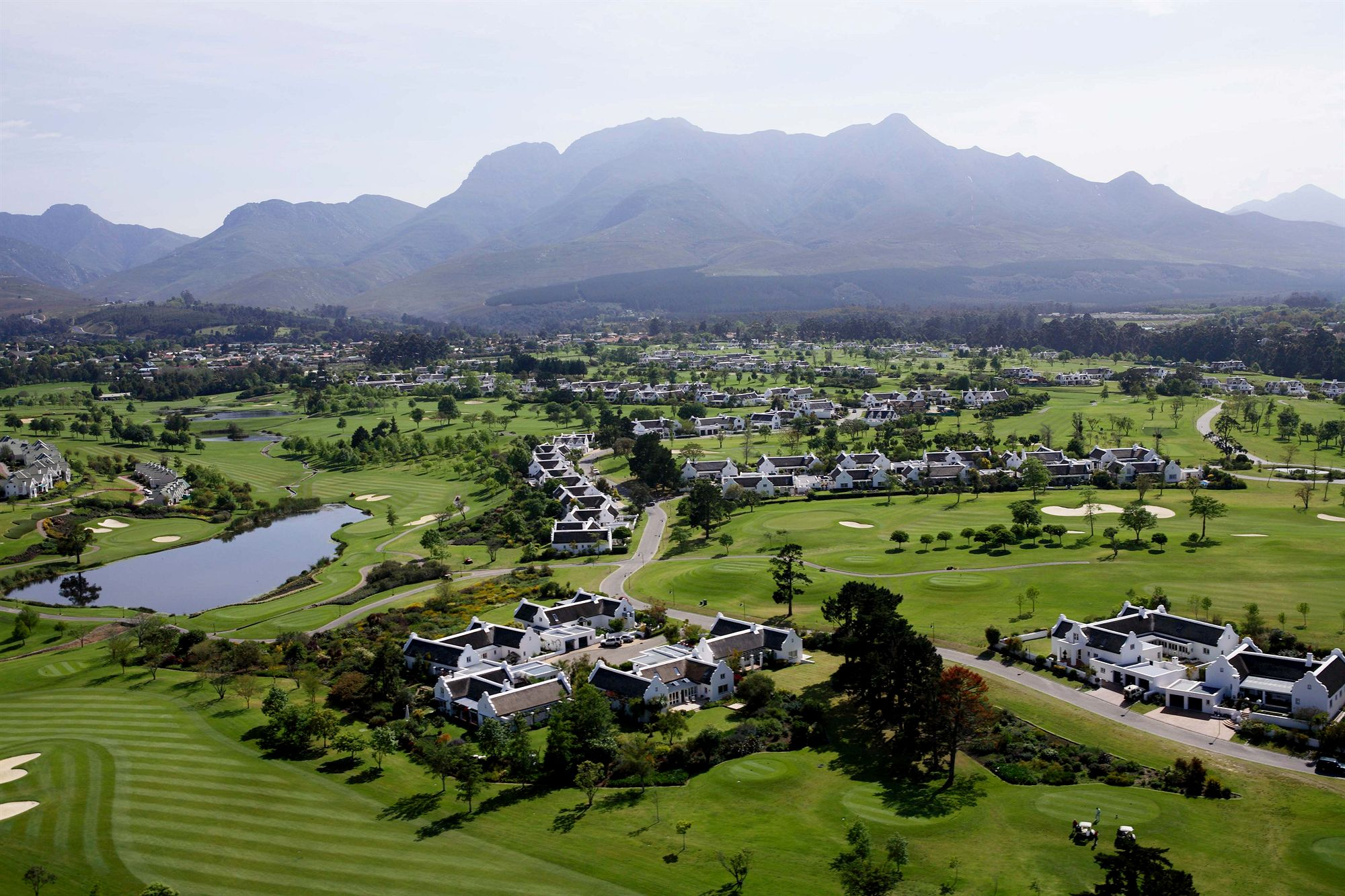 Fancourt South Africa Map Fancourt South Africa