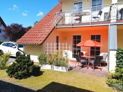 Ferienwohnung Sommergarten 4001 OL