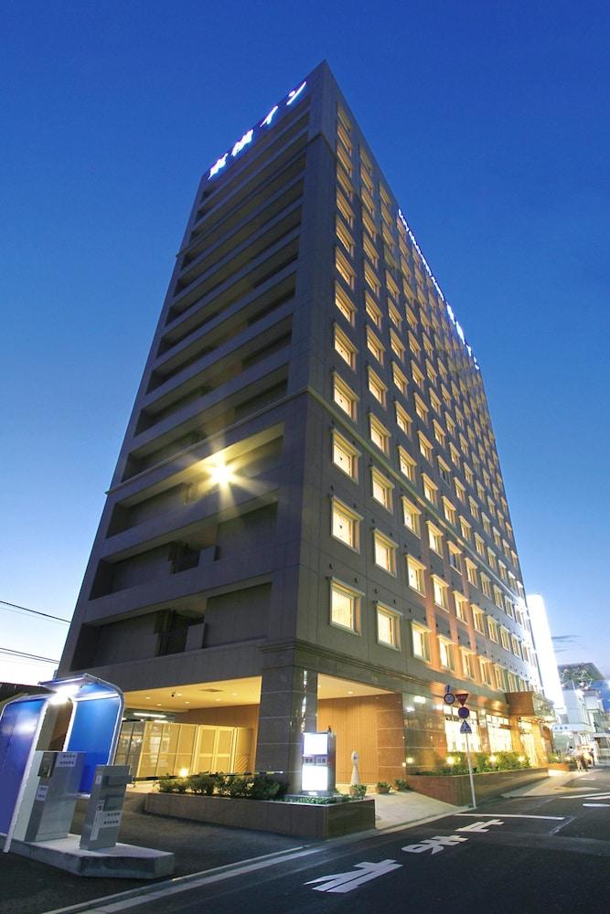 Toyoko Inn Tokyo Fussa Ekimae Higashi Guchi