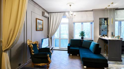 SO Luxury apartment in the heart of Minsk near Circus