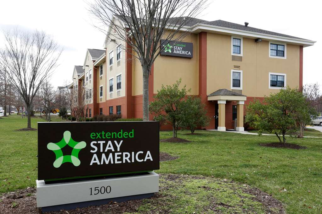 Extended Stay America Baltimore Bwi Airport Aero Dr.