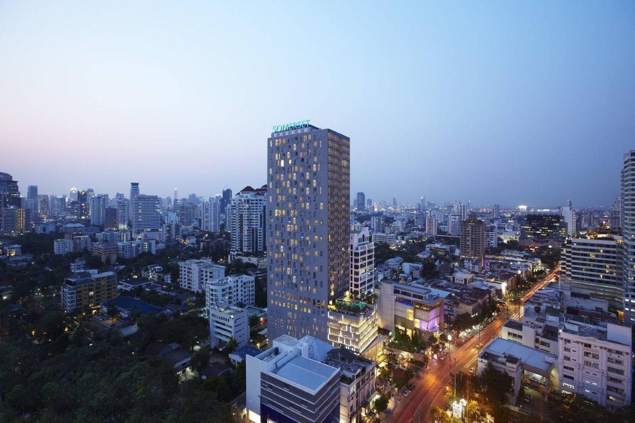 Somerset Sukhumvit Thonglor Bangkok