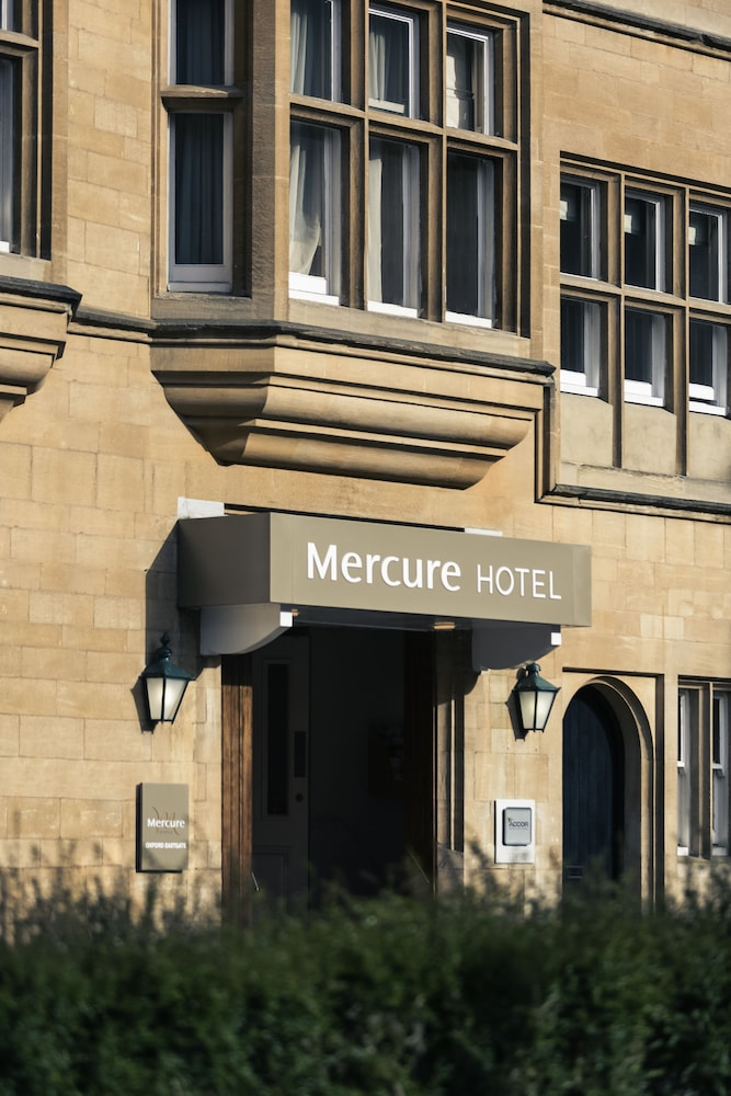 Gallery image of Mercure Oxford Eastgate Hotel