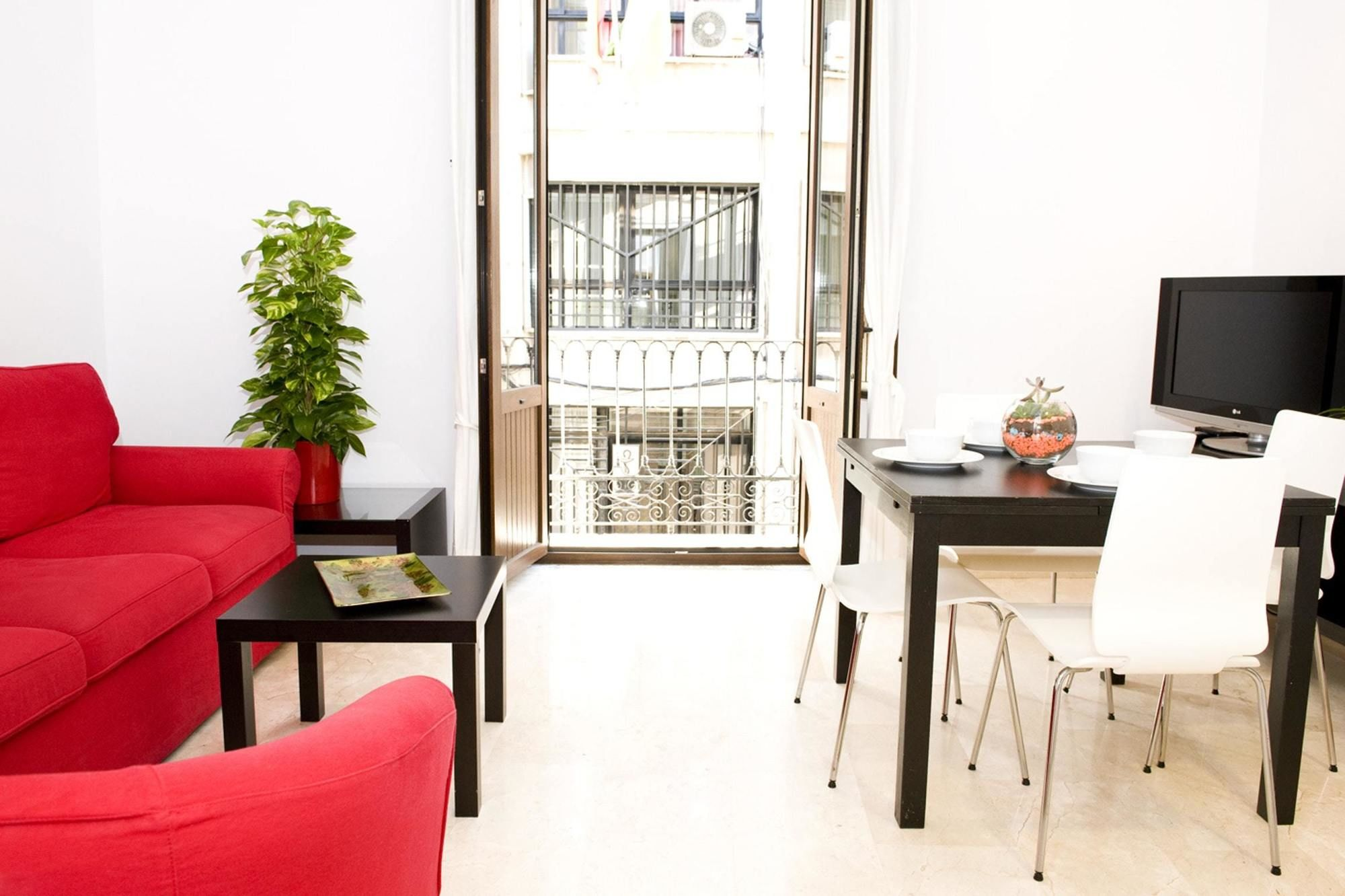 Apartment With one Bedroom in Granada With Wonderful City View Balco