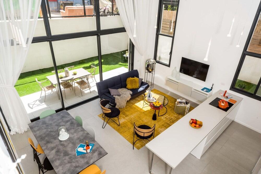 Sweet Inn Apartments Garden Duplex