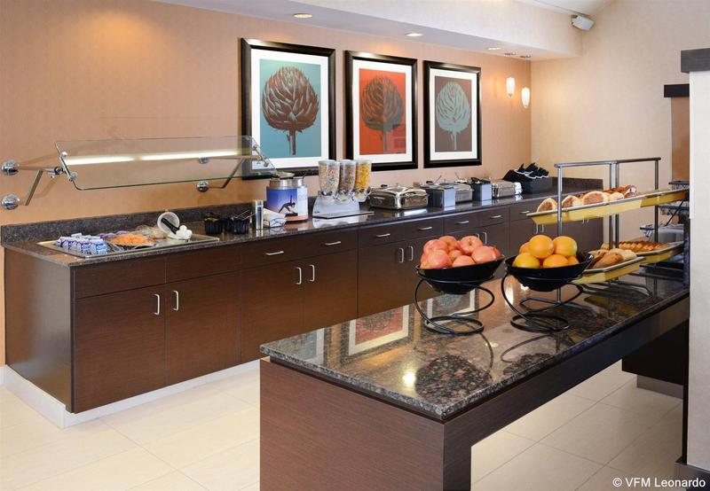Residence Inn By Marriott Dallas Plano Legacy