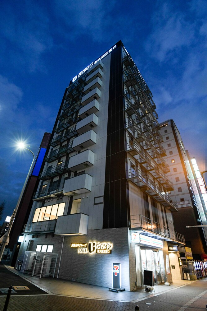 Via Inn Shin Osaka Shomenguchi
