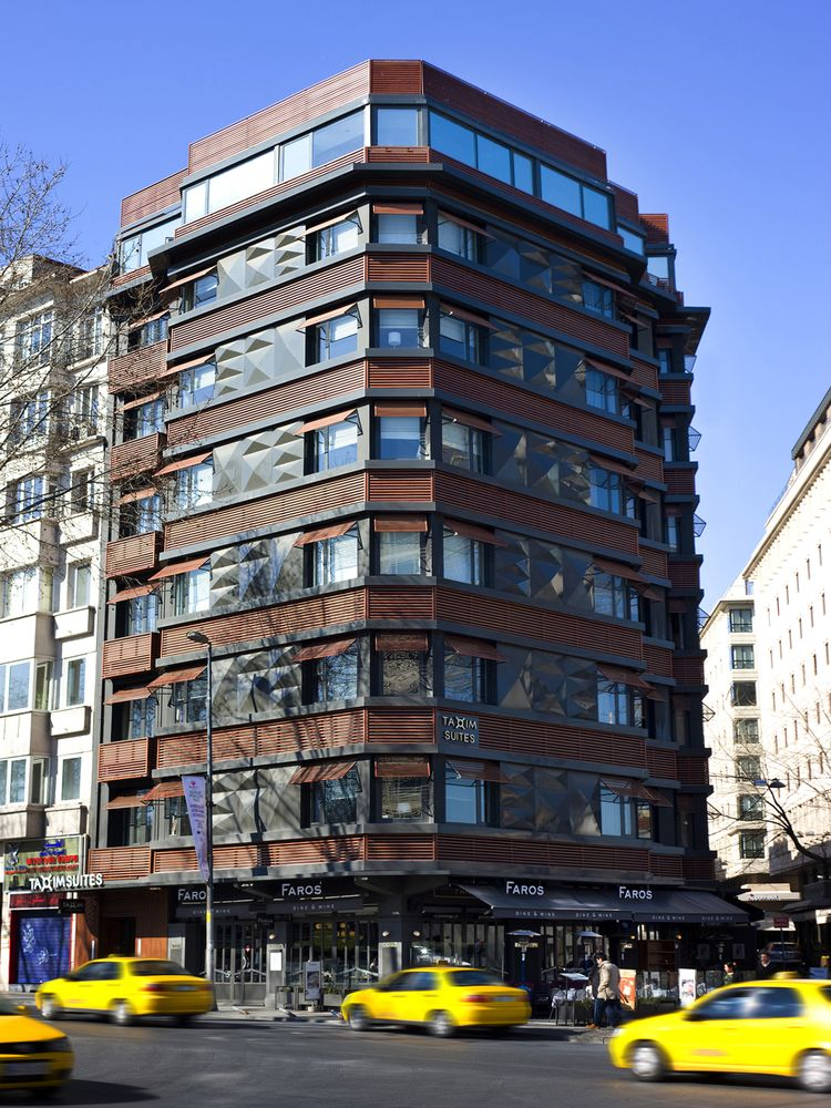 Taxim Suites & Residences Istanbul