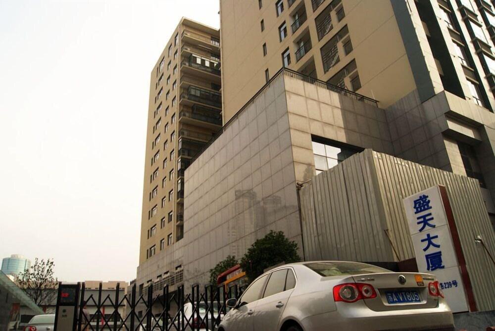 Nanjing Kaibin Apartment Shengtian Dasha Dian