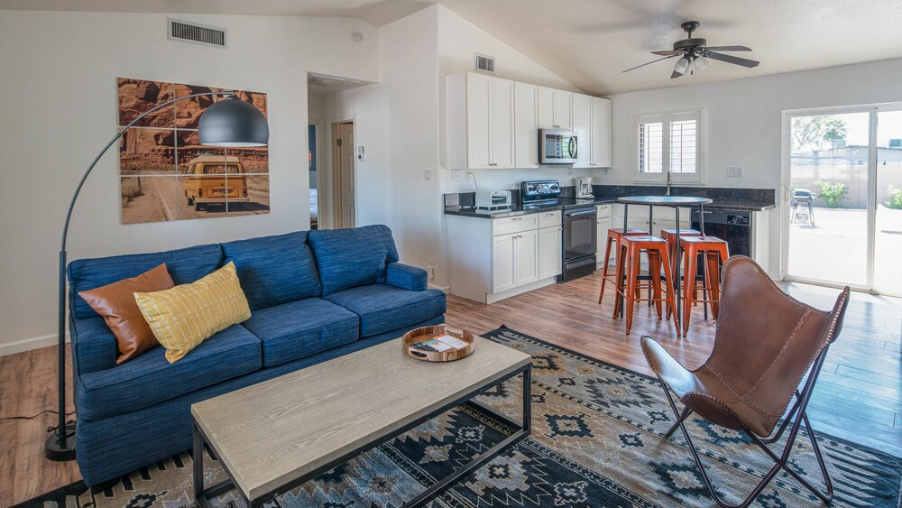 4BR Tempe Home near ASU by WanderJaunt