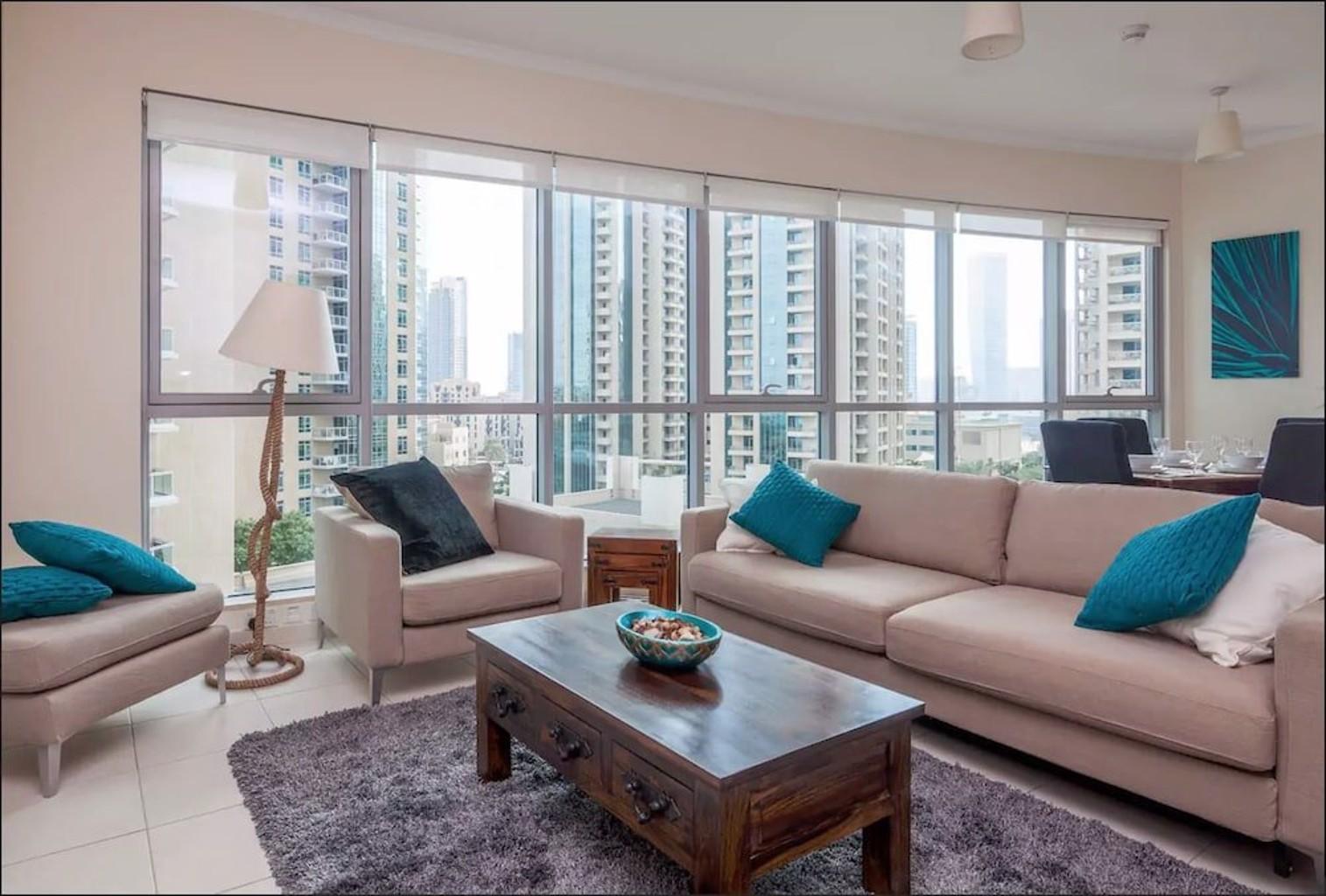 Nasma Luxury Stays Burj Residences