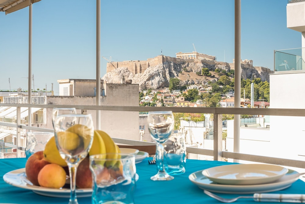 ALC Breathtaking View of the Acropolis