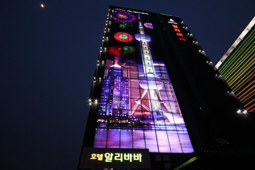 Alibaba Hotel Ulsan