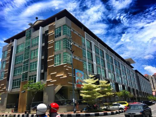 Staycity Apartments Kota Bharu City Point