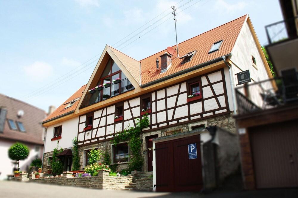 Brunnenhof Randersacker das kleine Hotel
