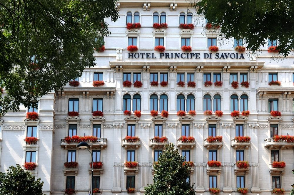 Hotel Principe Di Savoia Dorchester Collection