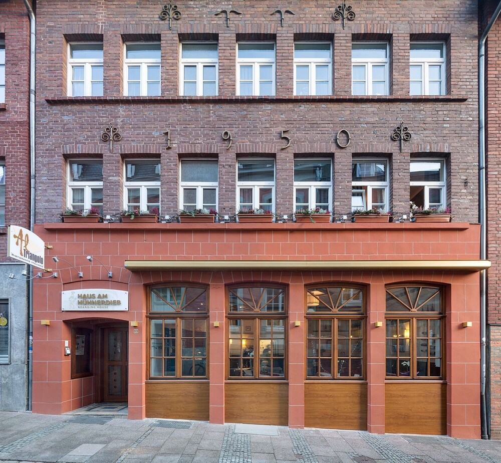 Boardinghouse Haus Am Hühnerdieb