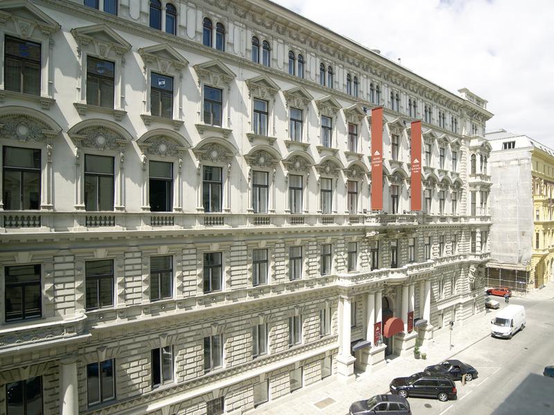 Austria Trend Hotel Rathauspark (آوستریا ترند هتل راتاوسپارك) General view
