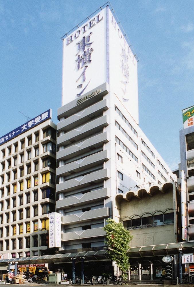 Toyoko Inn Tokyo Tozai Sen Nishi Kasai