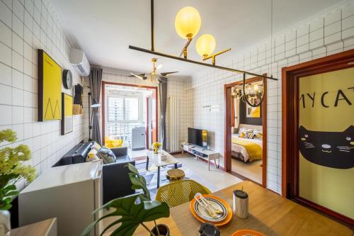 Xi'an Weiyang Yongxingfang Locals Apartment 00172030