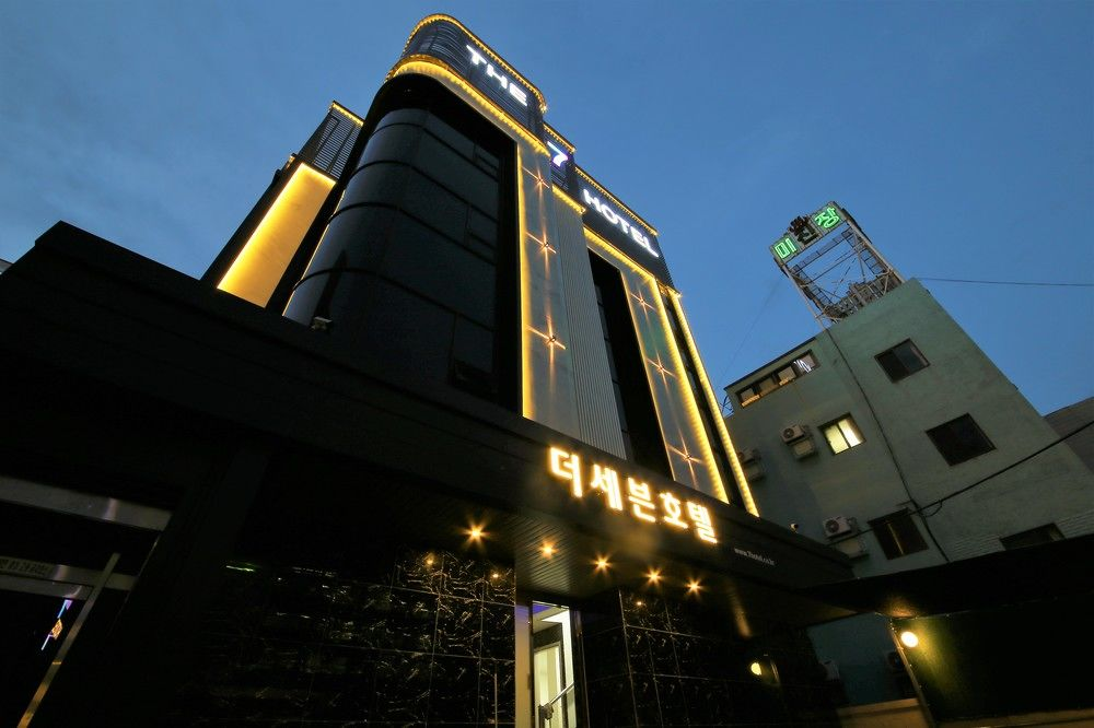 The 7 Hotel Pohang