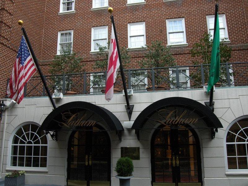 Latham Hotel Georgetown