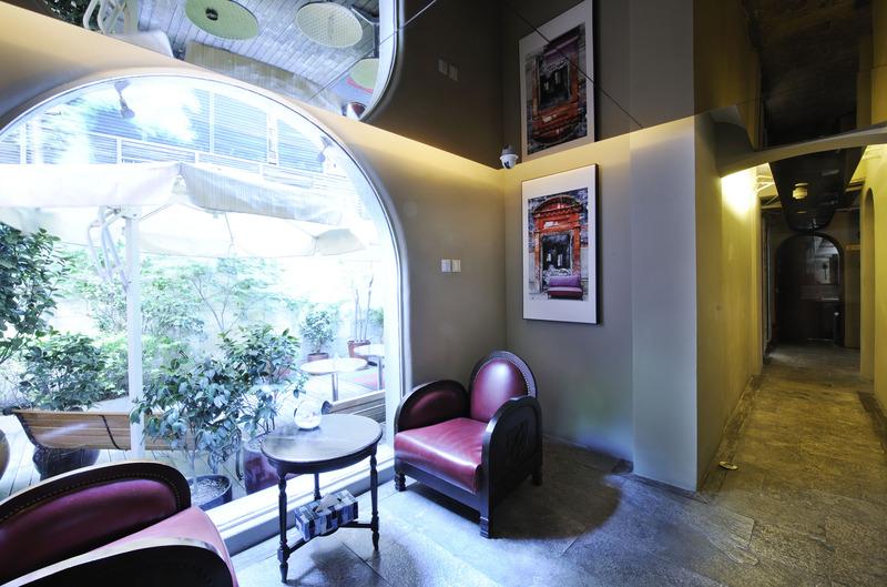 Manxin Hotel Shanghai XinTianDi