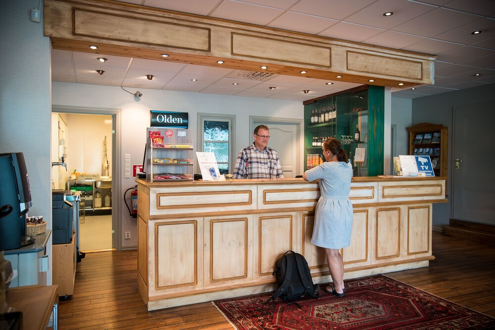 Gallery image of Almaas Hotell Stord AS