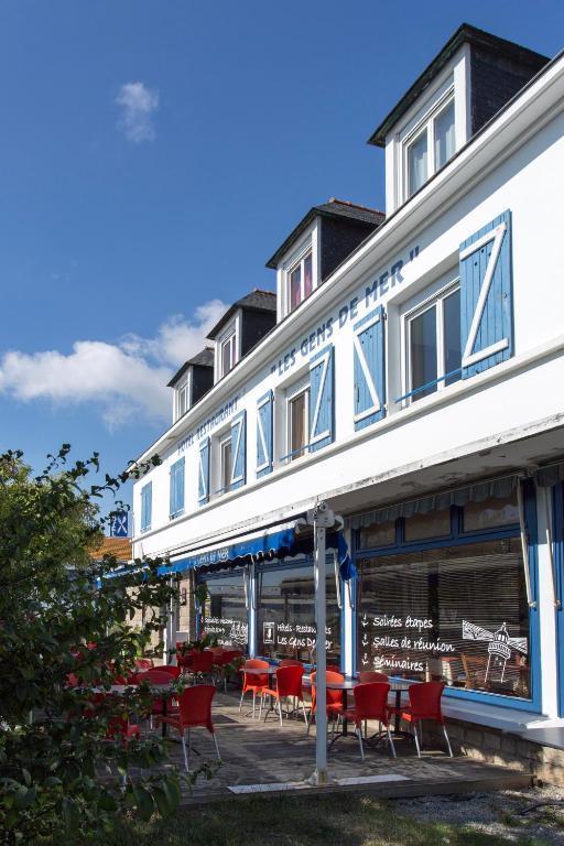 Gallery image of Les Gens de Mer Lorient