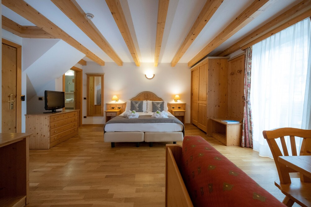 Gallery image of Hotel Soreghes Gran Chalet