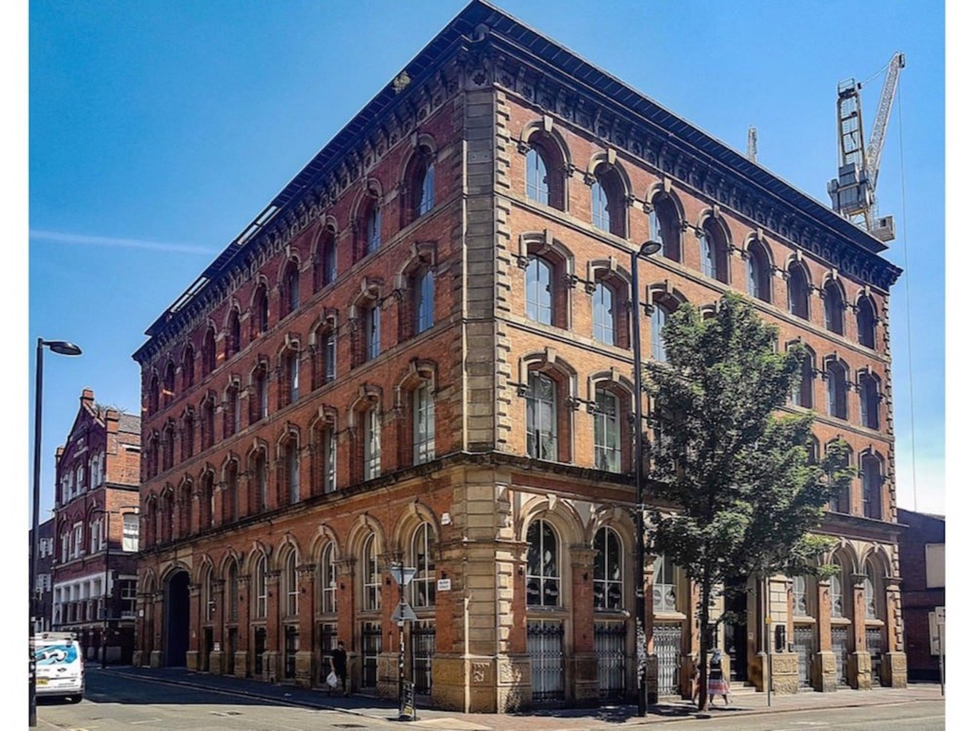 Greater Manchester Warehouse Apartment for up to 4