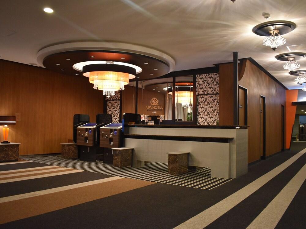 Apa Hotel Sapporo Susukino Ekimae