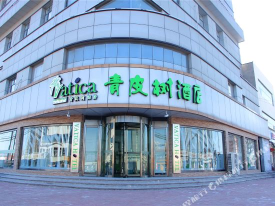Vatica TianJin JingHai District Bus Station Home World Plaza Hotel
