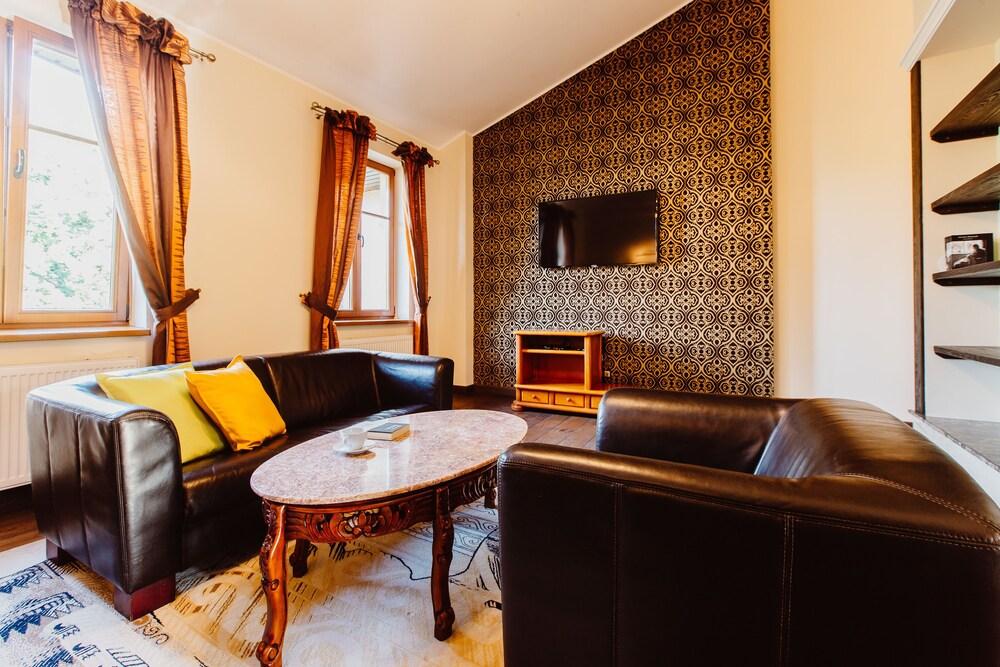 Kings City Zamkowa Apartment