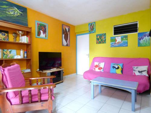 Apartment Rue de la Vanille 3