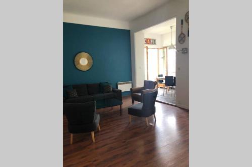 Appartement charmant 83M2 proche plages et Prado