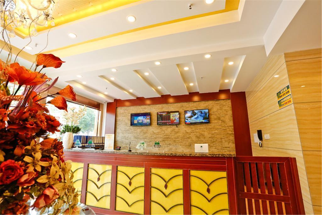 Greentree Inn Xinjiang Bole Wanxianghui Express Hotel